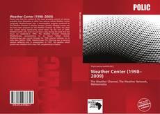 Capa do livro de Weather Center (1998–2009)