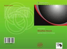 Capa do livro de Weather House