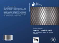 Copertina di Persona Communications