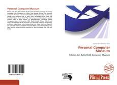 Personal Computer Museum kitap kapağı