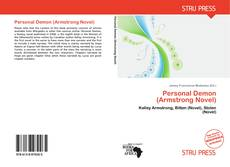 Buchcover von Personal Demon (Armstrong Novel)