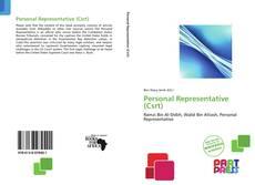 Portada del libro de Personal Representative (Csrt)