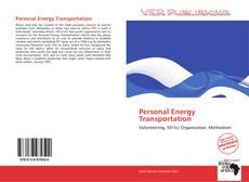 Copertina di Personal Energy Transportation