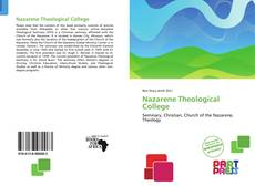Bookcover of Nazarene Theological College
