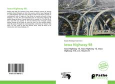 Portada del libro de Iowa Highway 98