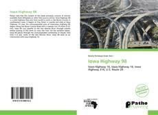 Buchcover von Iowa Highway 98