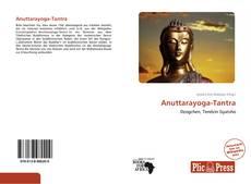 Buchcover von Anuttarayoga-Tantra