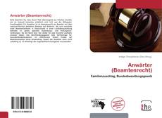 Bookcover of Anwärter (Beamtenrecht)