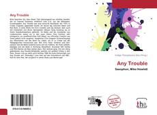 Buchcover von Any Trouble
