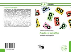 Couverture de Anyone's Daughter