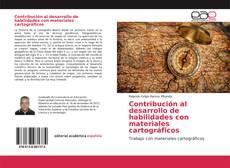 Buchcover von Contribución al desarrollo de habilidades con materiales cartográficos