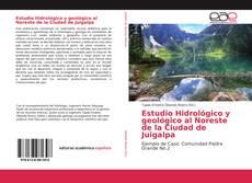 Estudio Hidrológico y geológico al Noreste de la Ciudad de Juigalpa kitap kapağı