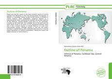 Capa do livro de Outline of Panama