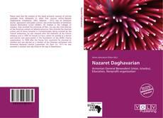 Borítókép a  Nazaret Daghavarian - hoz