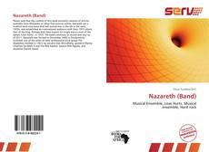 Capa do livro de Nazareth (Band)
