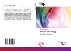 Bookcover of Sensory Ecology