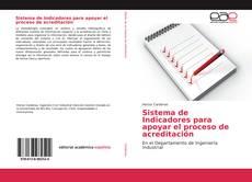 Portada del libro de Sistema de Indicadores para apoyar el proceso de acreditación