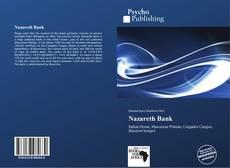 Capa do livro de Nazareth Bank