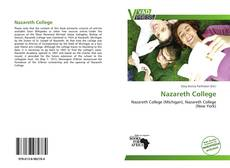 Bookcover of Nazareth College