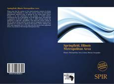 Buchcover von Springfield, Illinois Metropolitan Area