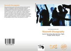 Capa do livro de Nazareth Discography