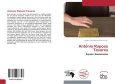 António Raposo Tavares kitap kapağı