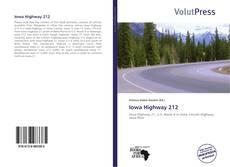 Bookcover of Iowa Highway 212