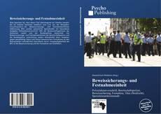 Buchcover von Beweissicherungs- und Festnahmeeinheit