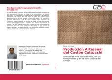 Capa do livro de Producción Artesanal del Cantón Cotacachi
