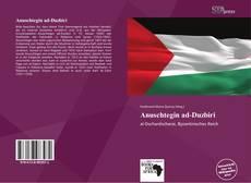 Anuschtegin ad-Duzbiri kitap kapağı