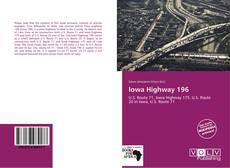 Bookcover of Iowa Highway 196