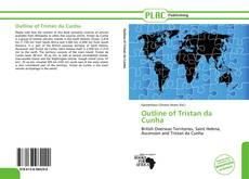 Capa do livro de Outline of Tristan da Cunha