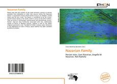 Bookcover of Nazarian Family