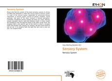 Bookcover of Sensory System