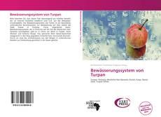 Bewässerungssystem von Turpan kitap kapağı
