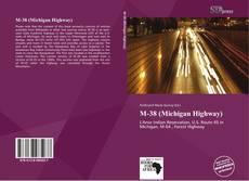 M-38 (Michigan Highway) kitap kapağı