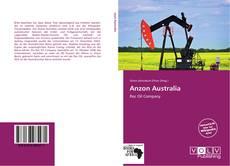 Capa do livro de Anzon Australia