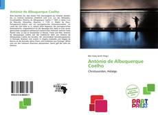 Capa do livro de António de Albuquerque Coelho