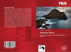Обложка António Vieira