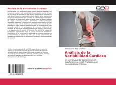 Buchcover von Análisis de la Variabilidad Cardiaca