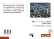 Bibianna, Greater Poland Voivodeship kitap kapağı