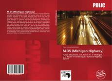 Bookcover of M-35 (Michigan Highway)