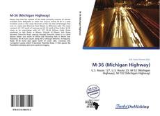 Bookcover of M-36 (Michigan Highway)