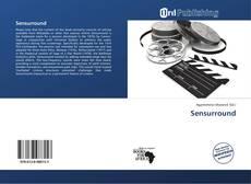 Sensurround kitap kapağı