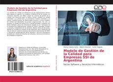 Bookcover of Modelo de Gestión de la Calidad para Empresas SSI de Argentina