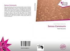 Capa do livro de Sensus Communis