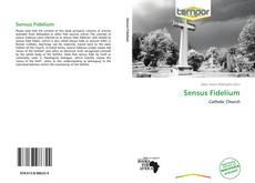 Capa do livro de Sensus Fidelium