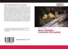 Capa do livro de Nous aliatges d'alumini microaliat