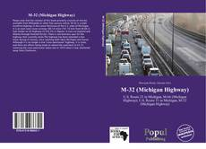 M-32 (Michigan Highway) kitap kapağı