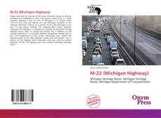 Portada del libro de M-22 (Michigan Highway)